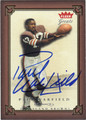 PAUL WARFIELD AUTOGAPHED FOOTBALL CARD #120711i