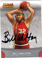 BILL WALTON AUTOGRAPHED BASKETBALL CARD #120811N