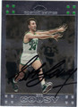 BOB COUSY BOSTON CELTICS AUTOGRAPHED BASKETBALL CARD #120813i