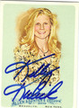 KELLY KULICK AUTOGRAPHED BOWLING CARD #121010K