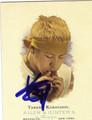 TAKERU KOBAYASHI AUTOGRAPHED CARD #121013B