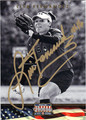 LISA FERNANDEZ AUTOGRAPHED SOFTBALL CARD #121112J