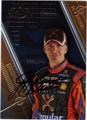 JEFF BURTON AUTOGRAPHED NASCAR CARD #121011S