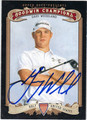 GARY WOODLAND AUTOGRAPHED GOLF CARD #12113C