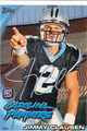 JIMMY CLAUSEN AUTOGRAPHED ROOKIE FOOTBALL CARD #121211G