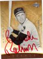BROOKS ROBINSON AUTOGRAPHED & NUMBERED BASEBALL CARD #121211K