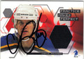 CHRIS PRONGER AUTOGRAPHED PIECE OF THE GAME HOCKEY CARD #121512F