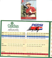 GARY PLAYER AUTOGRAPHED GOLF CARD AND SCORE CARD #121610GC2