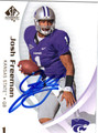 JOSH FREEMAN AUTOGRAPHED ROOKIE FOOTBALL CARD #121711G