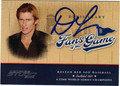 DENIS LEARY AUTOGRAPHED CARD #121711S