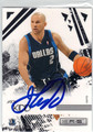 JASON KIDD DALLAS MAVERICKS AUTOGRAPHED BASKETBALL CARD #121613T