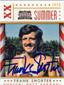 FRANK SHORTER AUTOGRAPHED OLYMPIC TRACK & FIELD CARD #121812A