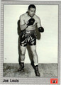 JOE LOUIS BOXING CARD #122213J