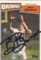 Brian Brennan Autographed Football Card 1227