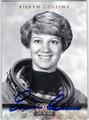 EILEEN COLLINS AUTOGRAPHED CARD #122712F