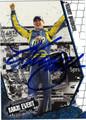 KURT BUSCH AUTOGRAPHED NASCAR CARD #122711H