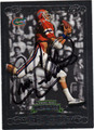 CHRIS COLLINSWORTH AUTOGRAPHED FOOTBALL CARD #123111D