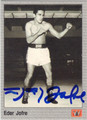 EDER JOFRE AUTOGRAPHED BOXING CARD #123013B