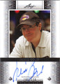 JAMIE GOLD AUTOGRAPHED & NUMBERED POKER CARD #123012G