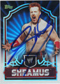 SHEAMUS AUTOGRAPHED WRESTLING CARD #13013D