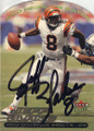 Jeff Blake Autographed Football Card 1393