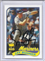 Jay Buhner Autographed Baseball Card  1716