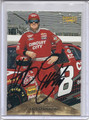 Hut Stricklin Autographed Nascar Card 1763