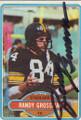 Randy Grossman Autographed Football Card 1562