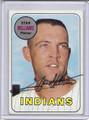Stan Williams Autographed Baseball Card 1817