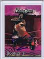 Booker T Autographed Wrestling Card 2035