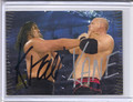 Great Khali & Kane Dual Autographed Wrestling Card 2080
