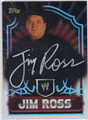 JIM ROSS AUTOGRAPHED WRESTLING CARD #20813L