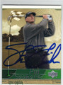STEVE STRICKER AUTOGRAPHED GOLF CARD #21113A