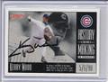 Kerry Wood Autographed Baseball Card 2140