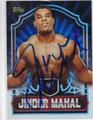 JINDER MAHAL AUTOGRAPHED WRESTLING CARD #21513F