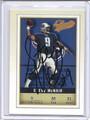 Steve McNair Autographed Football Card 2165