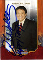ANSON WILLIAMS AUTOGRAPHED CARD #22212N