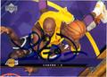 LAMAR ODOM AUTOGRAPHED BASKETBALL CARD #22312Y