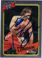 PAUL LONDON AUTOGRAPHED WRESTLING CARD #22512Q