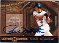 PAUL MOLITOR AUTOGRAPHED & NUMBERED BASEBALL CARD #22712Z