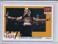 Chris Jericho Autographed Wrestling Card 2281
