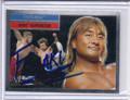 Funaki Autographed Wrestling Card 2283