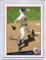 Jeremy Sowers Autographed Baseball Card 2308
