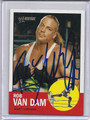 Rob Van Dam Autographed Wrestling Card 2320
