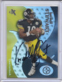 Kordell Stewart Autographed Football Card 2395