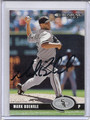 Mark Buehrle Autographed Baseball Card 2348