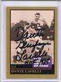 Dante Lavelli Autographed Football Card 2391