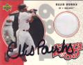 Ellis Burks Autographed Baseball Card 242