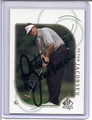 Peter Jacobsen Autographed Golf Card 2432