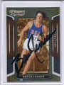Bruce Jenner Autographed Olympics Card 2507